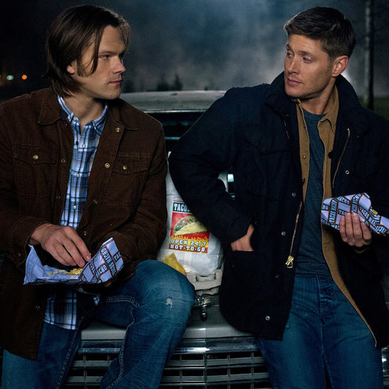 Supernatural Sam and Dean Winchester GIFs