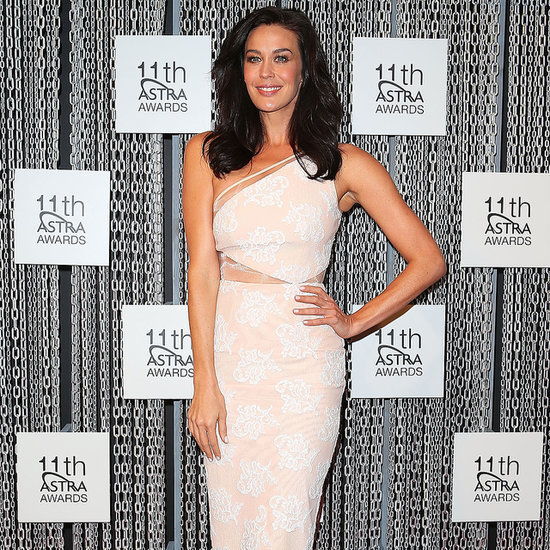 Megan Gale Red Carpet Fashion Pictures