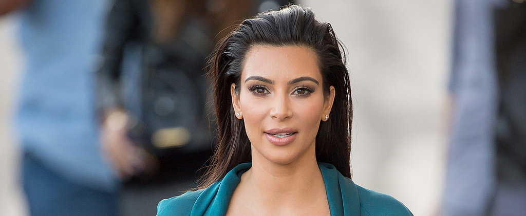 Kim Kardashian's Passport Photo Has to Be Seen to Be Believed