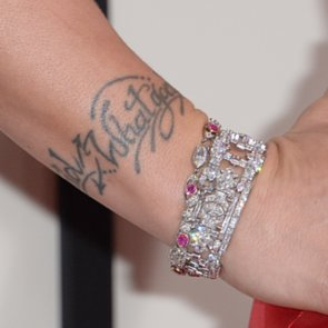 Celebrity Moms With Tattoos