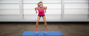 Bye-Bye Cottage-Cheese Thighs: 5-Minute Leg-Toning Workout