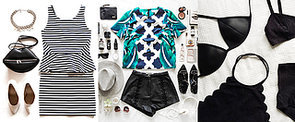 9 Tips to Nail the Instagram Outfit Flat Lay Post