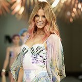 Myer Spring Summer 2014 2015 Runway With Jennifer Hawkins