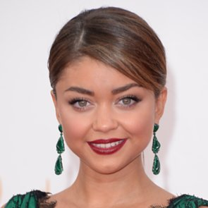 Celebrity Beauty Sarah Hyland Hair And Makeup Style