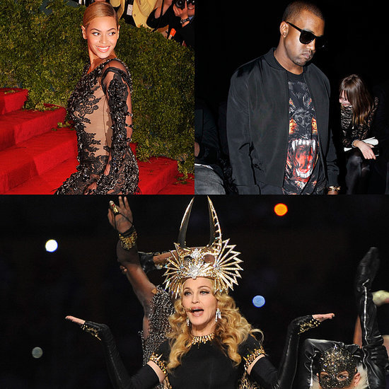 Pictures Of Celebrities Wearing Riccardo Tisci's Givenchy