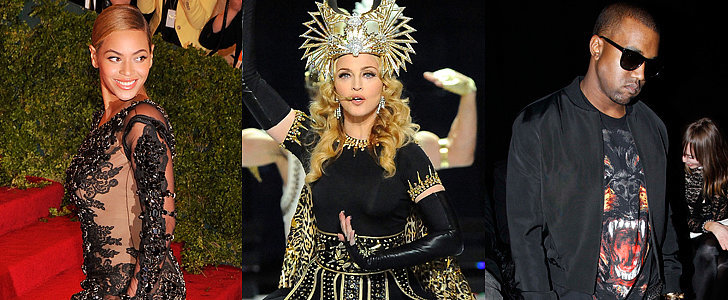 Beyoncé, Kanye, and Madonna All Want to Wish 1 Man a Happy Birthday