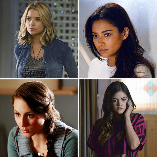 So, How Old Is Everyone in the Pretty Little Liars Cast?