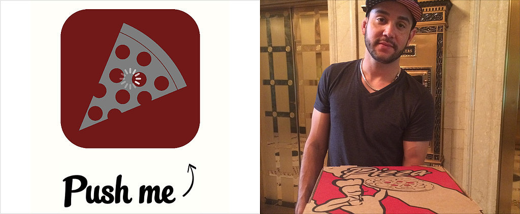 The Push For Pizza App Is a Blessing For Lazy, Hungry People Everywhere