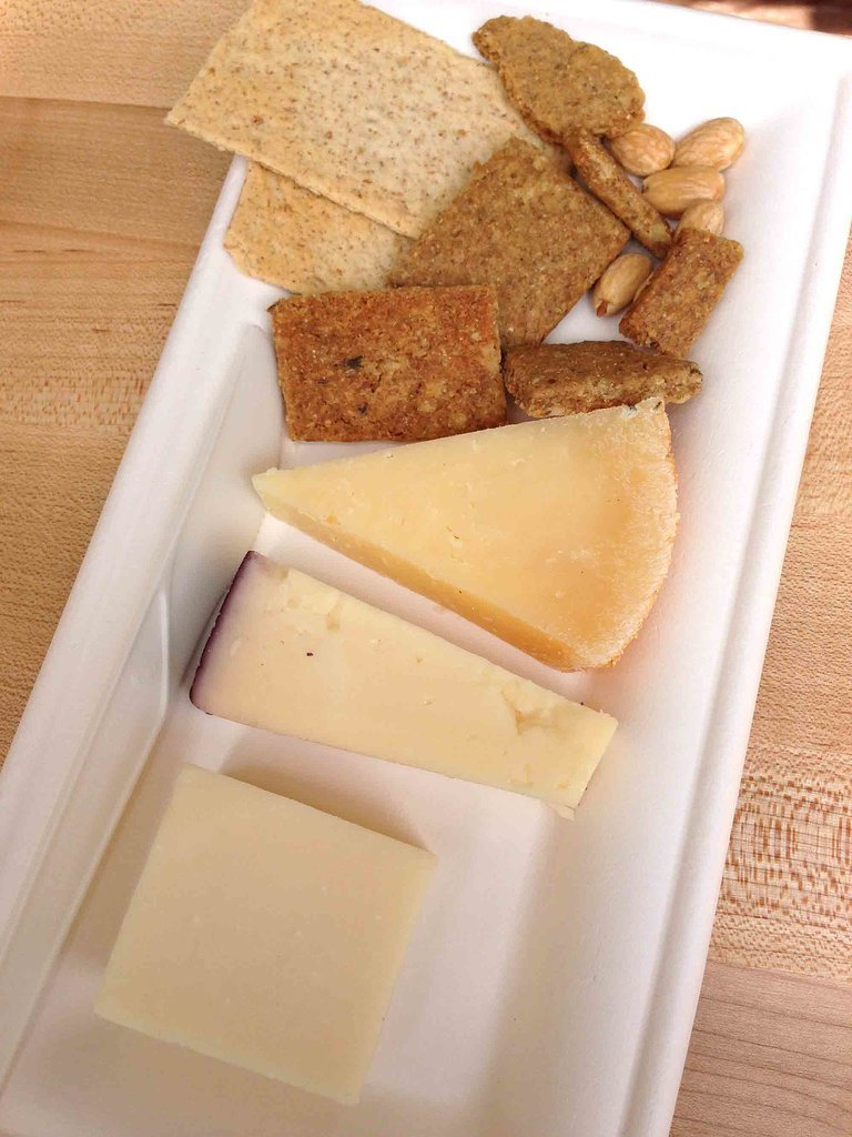 Cheeseland Cheese Plate