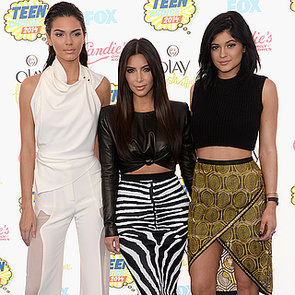 Kim Kardashian at the Teen Choice Awards 2014   Pictures
