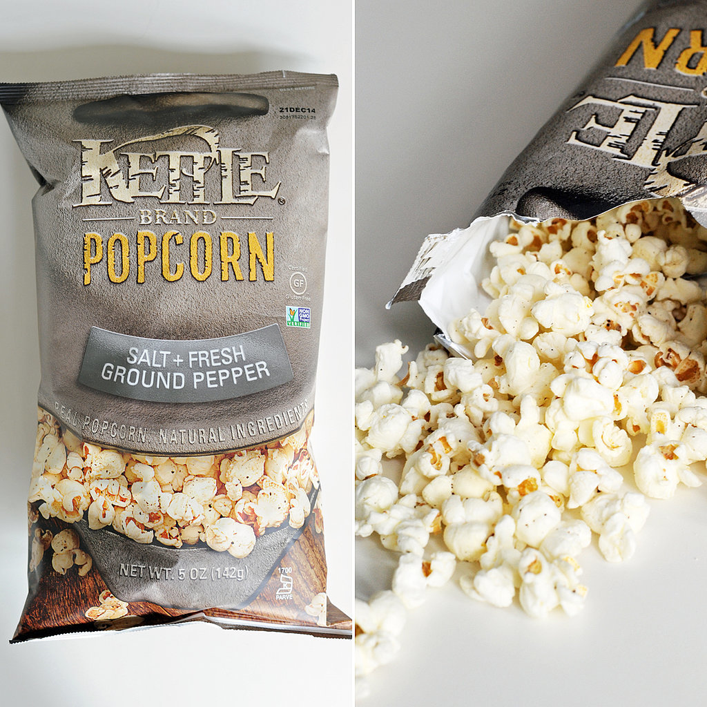 Kettle Brand Salt & Fresh Ground Pepper Popcorn