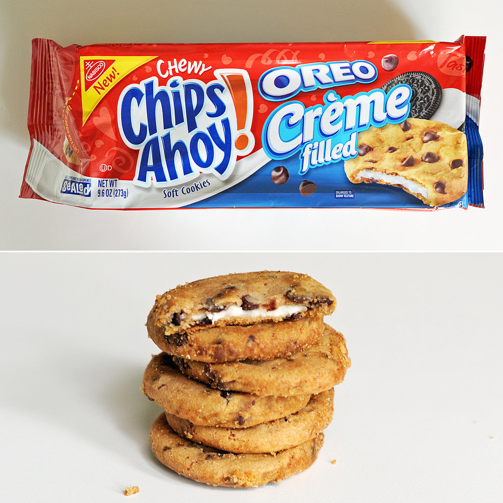 Chips Ahoy! Oreo Crème Filled