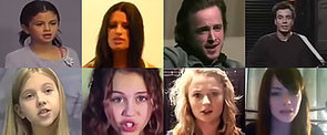 Watch These Actors Audition For the Roles That Would Change Their Lives Forever