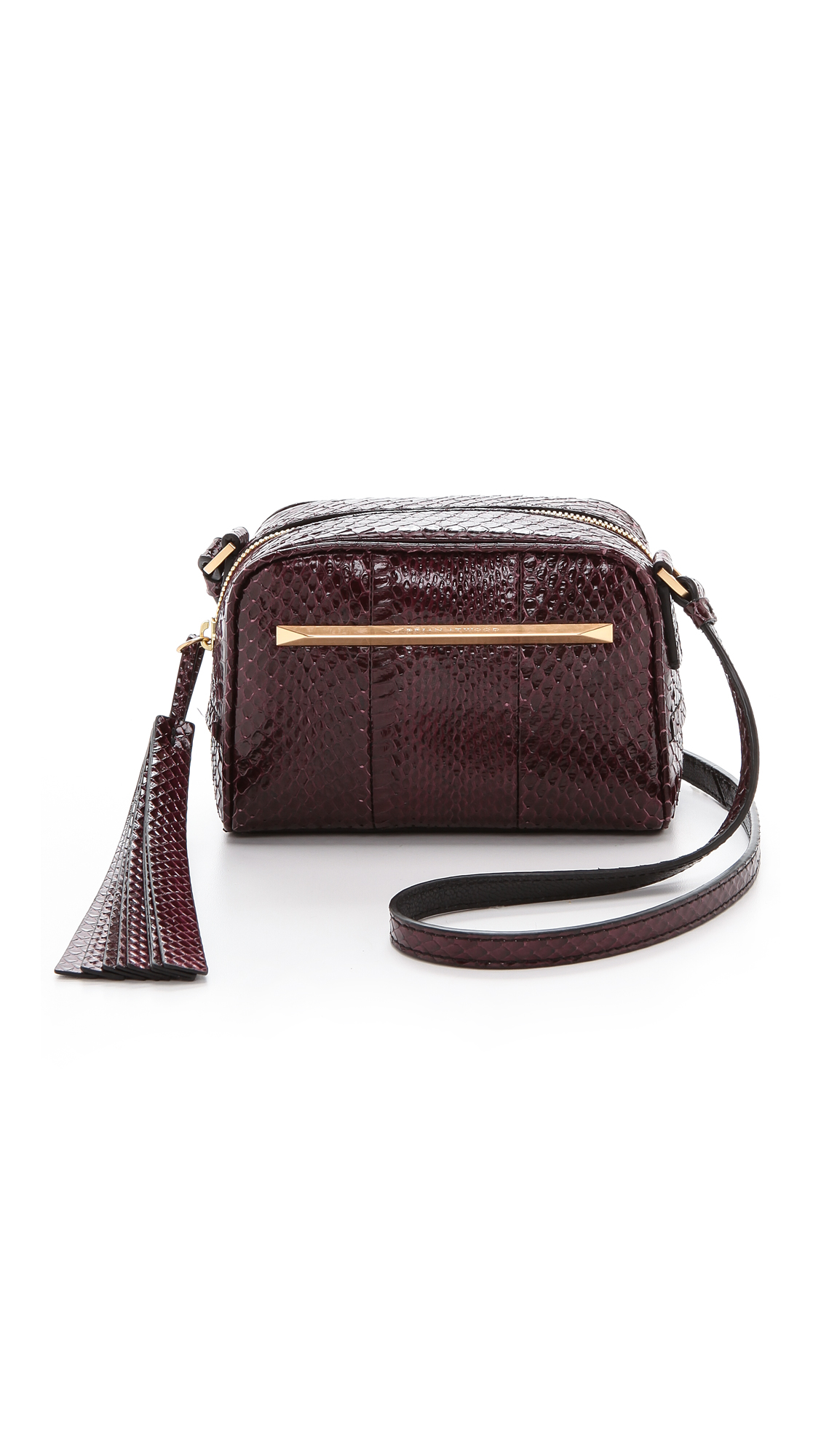 Brian Atwood Mini Cross Body Bag
