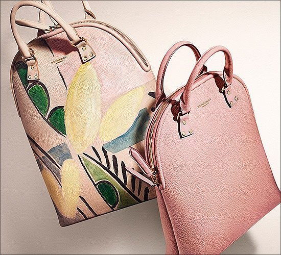 The Burberry Autumn/Winter 2014 Collection