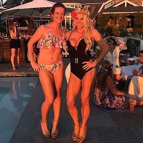 Jessica Simpson Swimsuit Picture on Instagram