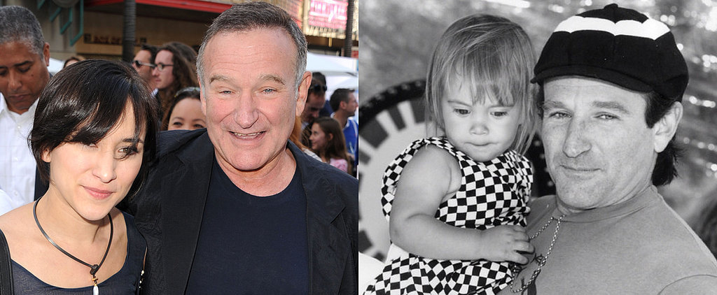 Robin Williams's Children Offer Touching Messages About Their Father