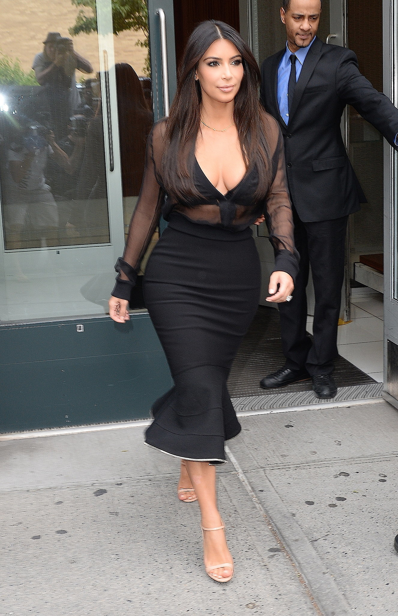 Kim Kardashian Street Style | Kim Kardashian Is the Queen ...