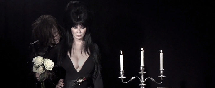 Ryan Adams Has Found Elvira and She Looks Really Good