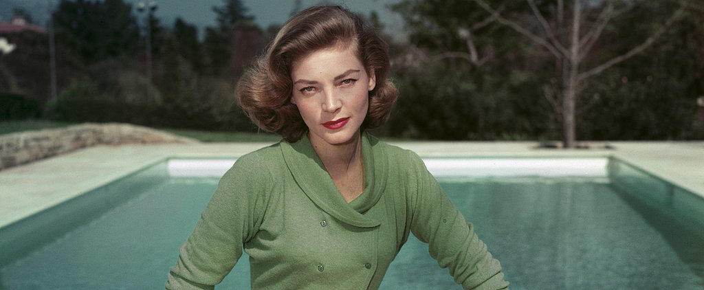 Lauren Bacall's Guide to Nailing Effortless Style