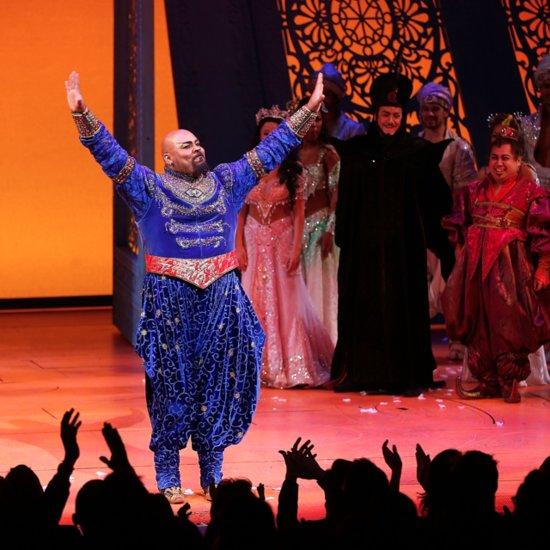 Aladdin Broadway Cast Tribute to Robin Williams | Video