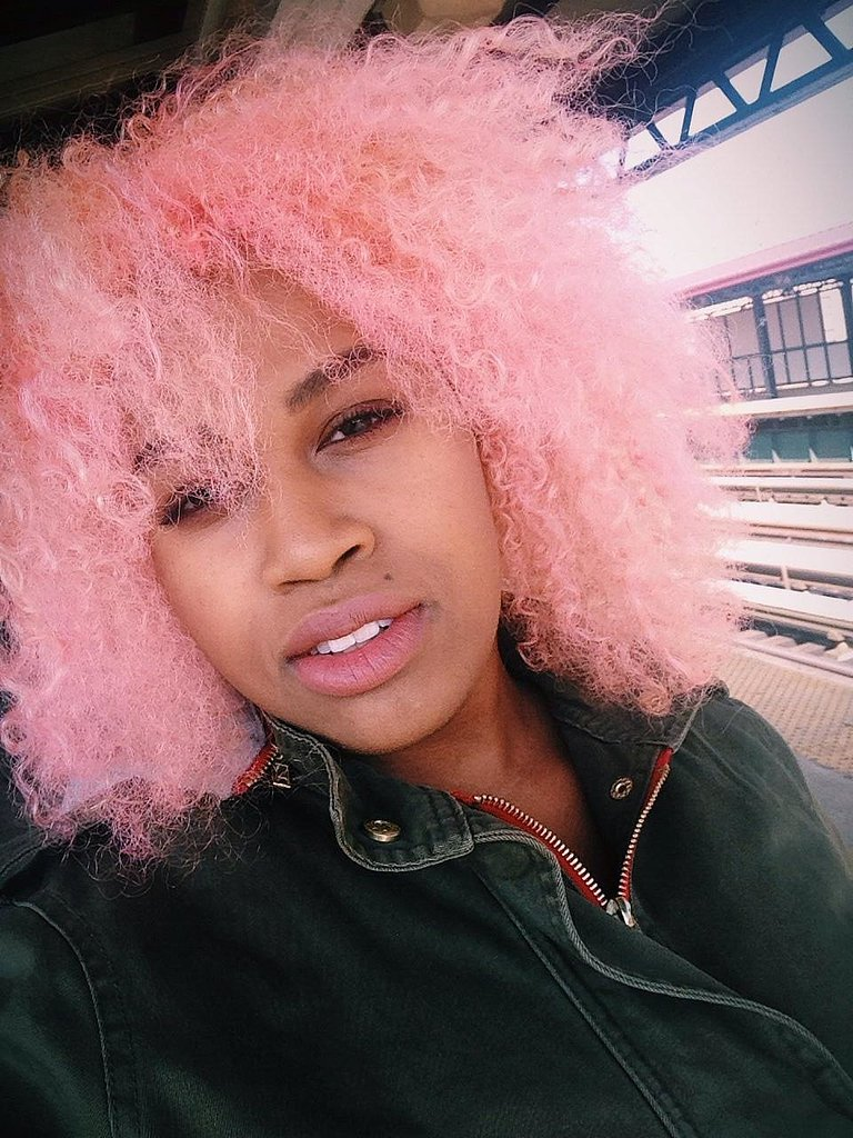 Cotton Candy Curls