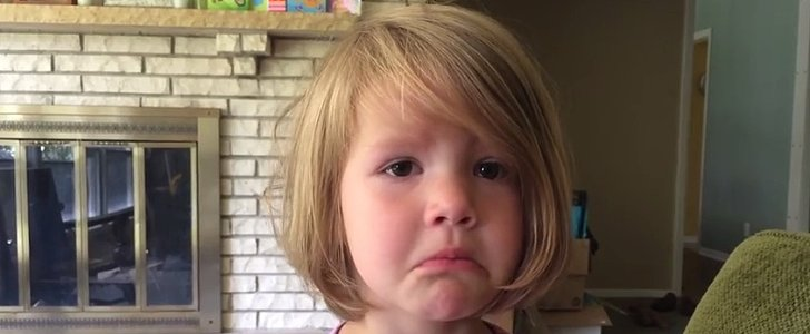 You'll Want to Hug This 4-Year-Old After Her Sad Tech Fail