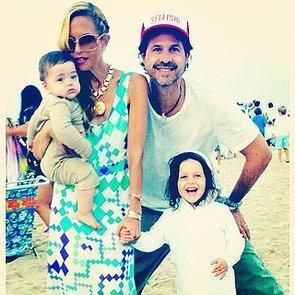 Rachel-Zoe-Rodger-Berman-took-family-photo-Skyler