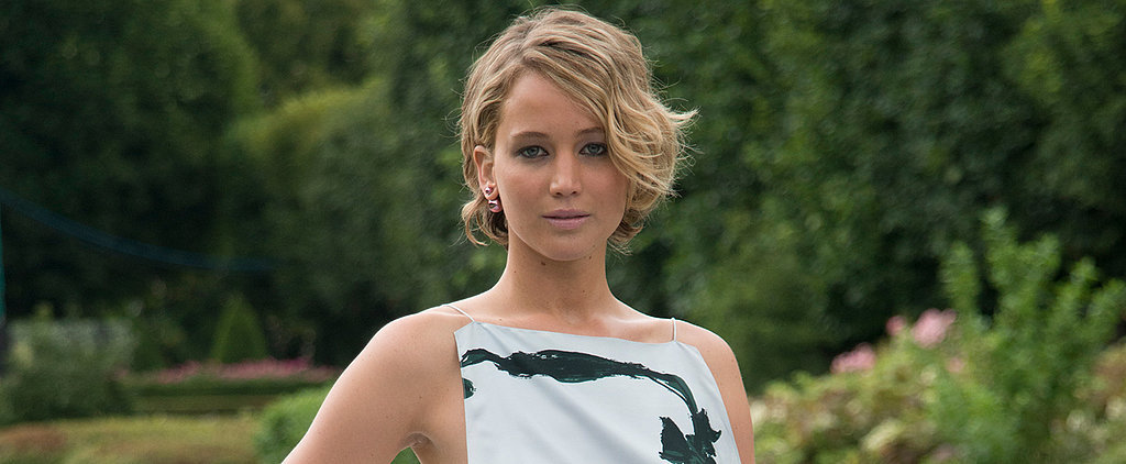 How Jennifer Lawrence Stays Strong, Balanced, and Beautiful