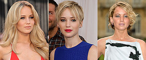 Beauty Chameleon: Check Out Jennifer Lawrence's Evolving Looks