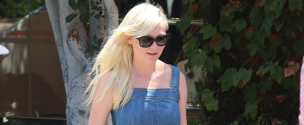 Kirsten Dunst Puts the Finishing Touch on Our Summer Wardrobe