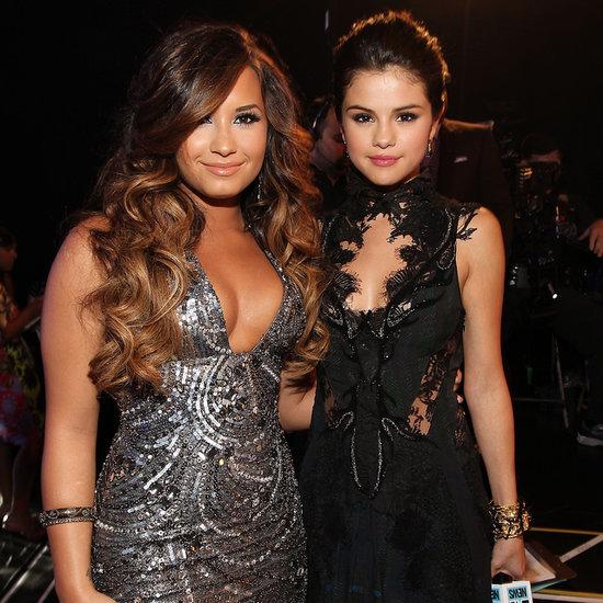 Demi Lovato Selena Gomez Quote Andy Cohen Plead The Fifth