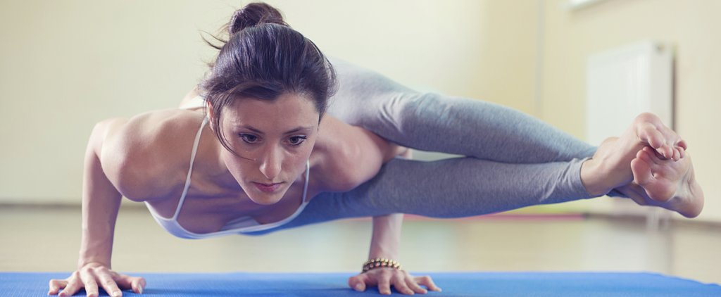 6 Yoga Poses to Help You Train Like an Athlete