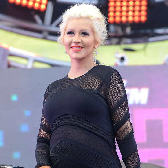 Christina Aguilera Gives Birth to a Baby Girl