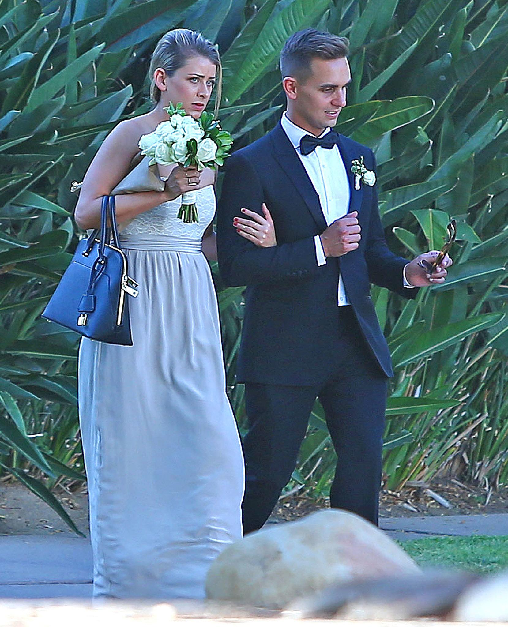 Lauren Conrad and Lo Bosworth Team Up as Bridesmaids!
