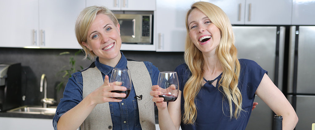 Stop What You're Doing to Cook Along With My Drunk Kitchen's Hannah Hart
