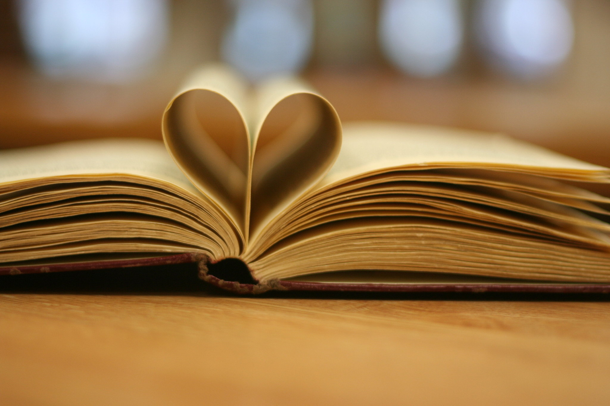 Give them a collector's copy of their favorite book with a sweet note inside from you.