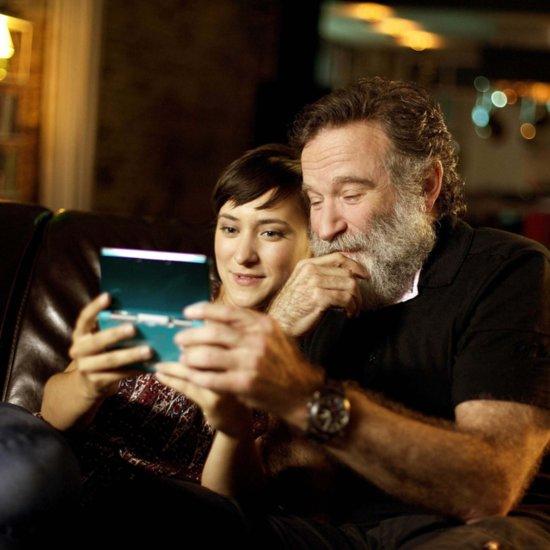 Robin Williams Nintendo Zelda Character