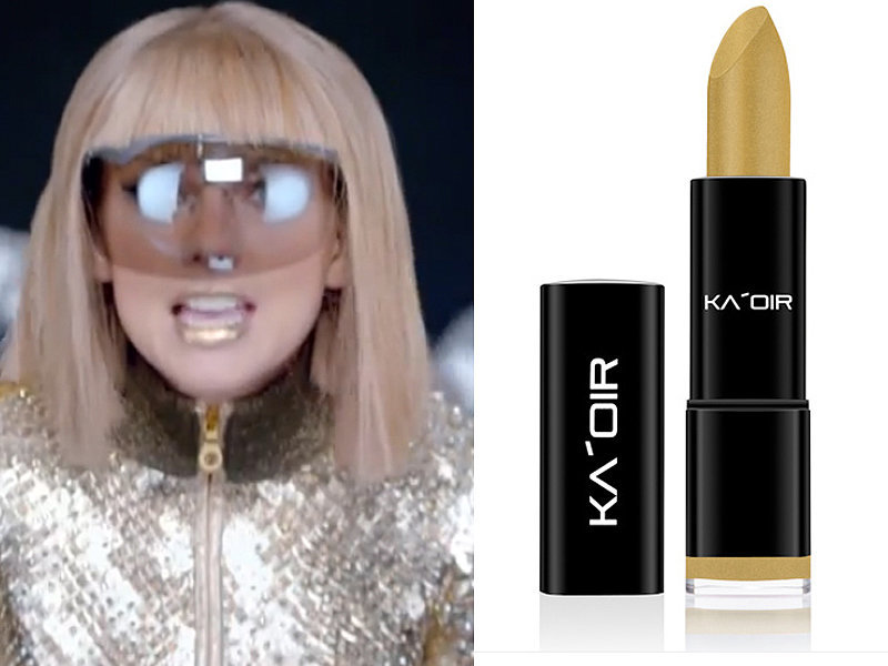 Ka'Oir Lipstick in Golden Goddess