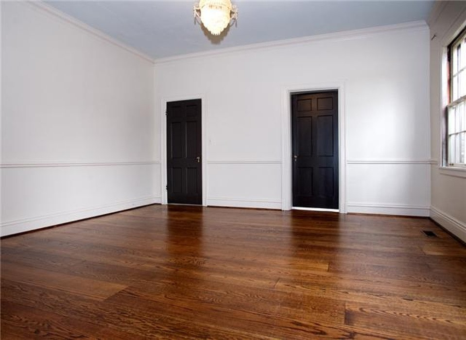 After the flip, this bedroom may be reserved for guests or one of Reese's three children.  Source: Zillow