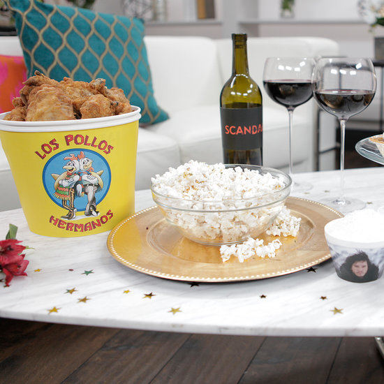 Emmy Awards Party Food and Drink Ideas