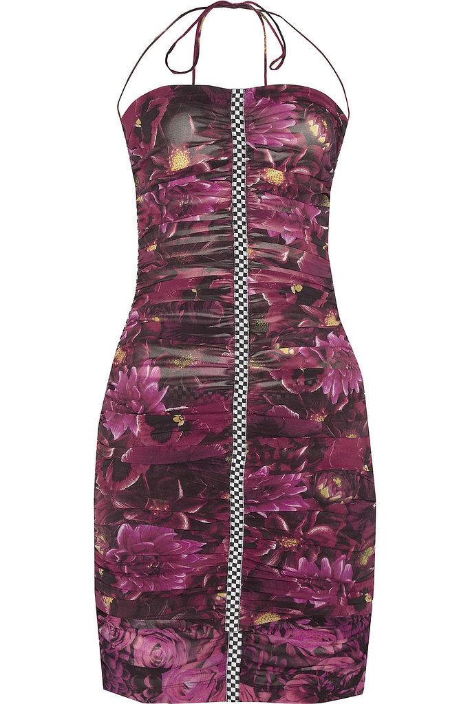 Dolce & Gabbana Printed Stretch Silk-Chiffon Set