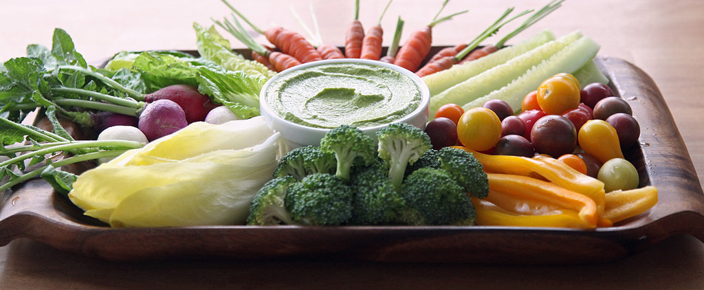 Green Goddess Dressing Doubles as a Dreamy Dip