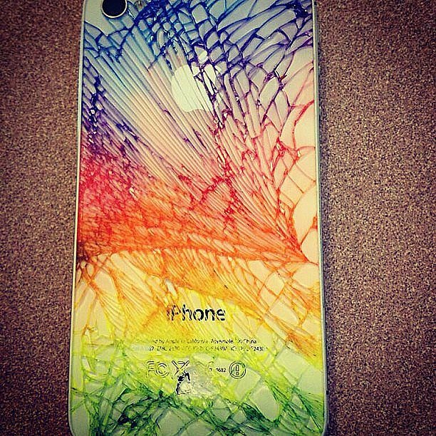 The Pain That Is a Broken Phone Screen