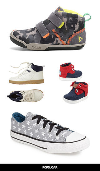 The Coolest Boys' Shoes For the New School Year