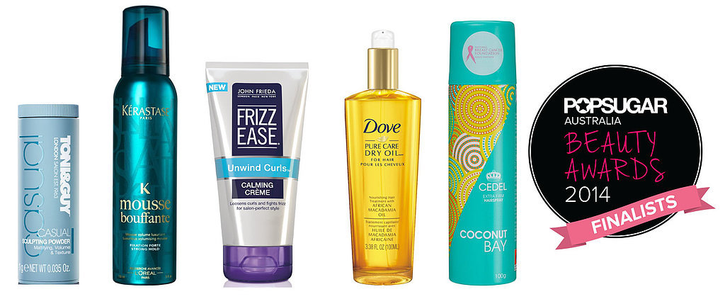 POPSUGAR Australia Beauty Awards 2014: Vote For the Best Styling Product