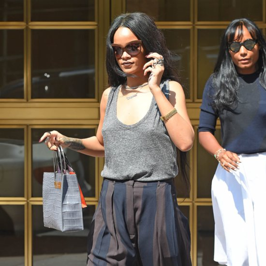 Rihanna Shows Us the Way to Let Loose and Stay Polished