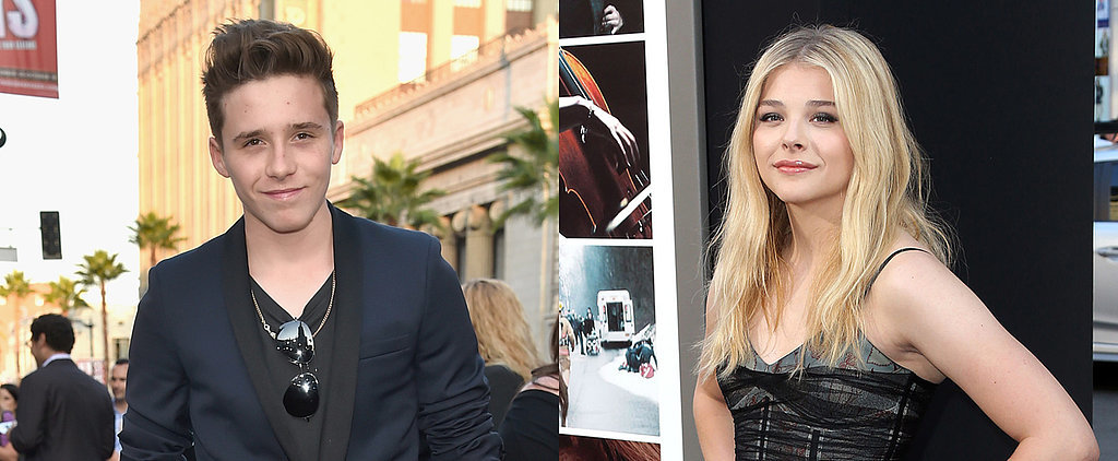 Brooklyn Beckham and Chloë Moretz Take a Big Relationship Step