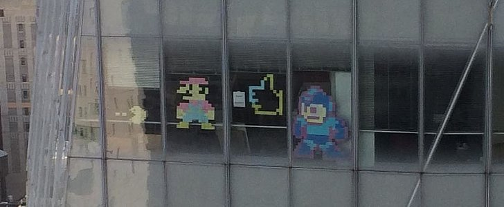 The Coolest Use of Post-Its You'll See Today