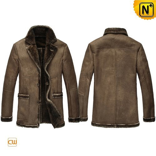 Shearling Sheepskin Coat CW851298